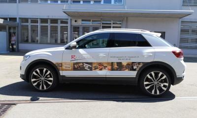 Autobeschriftung SUV